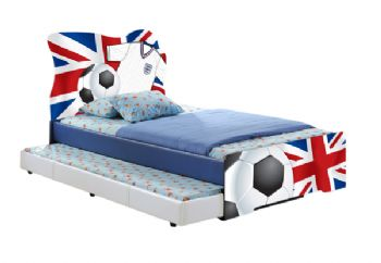 Children's Union Football Bed